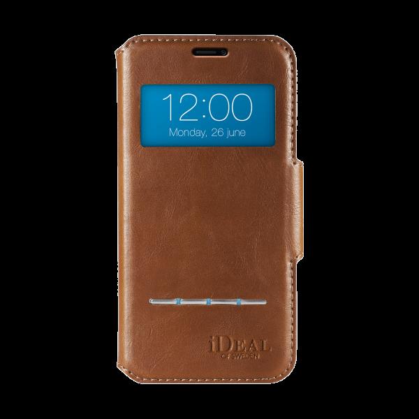 iDeal of Sweden iPhone XS/X Swipe Wallet Brown