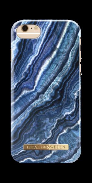 iDeal of Sweden iPhone 8 / 7 / 6S / 6 Fashion Back Case Indigo Swirl