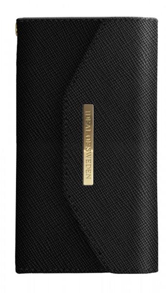 iDeal of Sweden Samsung Galaxy S10 Mayfair Clutch Black