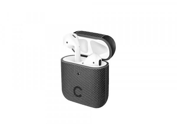 Cygnett Case for Airpod 2 / 1 Tekview Grey/Black