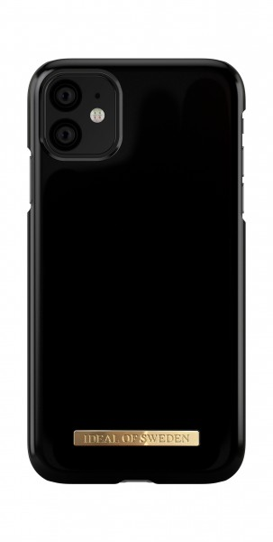 iDeal of Sweden iPhone 11 Fashion Case Matte Black