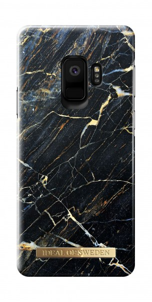 iDeal of Sweden Fashion Back Case Port Laurent Marble voor Samsung Galaxy S9