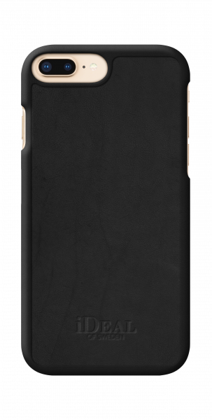 iDeal of Sweden iPhone 8 Plus / 7 Plus / 6S Plus / 6 Plus Fashion Case Como Black PU-Leather