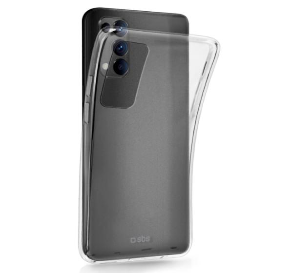 SBS Oppo Find X3 Lite Gel case Transparent