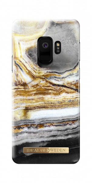 iDeal of Sweden Samsung Galaxy S9 Fashion Back Case Outer Space Agate