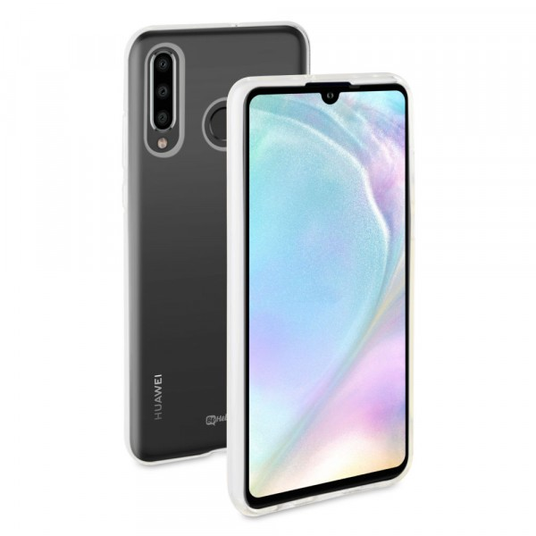 BeHello Huawei P30 Lite Gel Case Clear Transparant