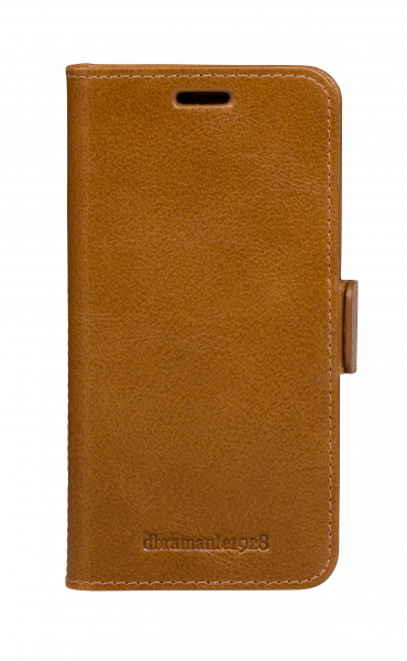 Dbramante1928 iPhone 11 2-in-1 Wallet Case Lynge NW Tan