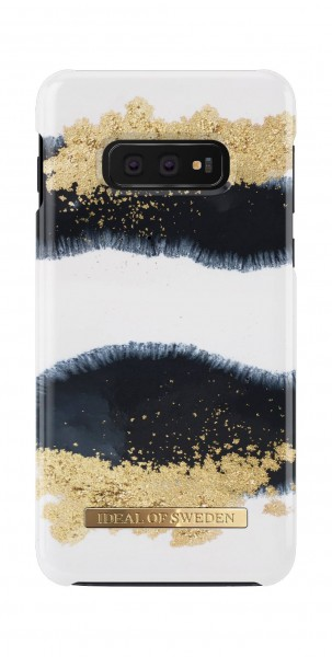 iDeal of Sweden Samsung Galaxy S10e Fashion Back Case Gleaming Licorice
