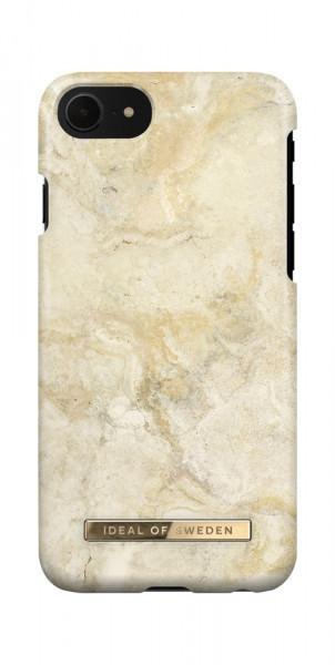 iDeal of Sweden iPhone 8 / 7 / 6 / 6s / SE Fashion Case Sandstorm Marble