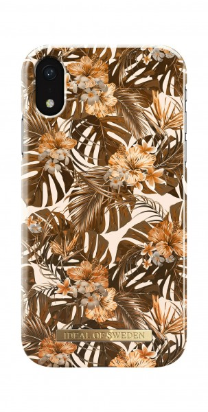 iDeal of Sweden Fashion Back Case Autumn Forest voor iPhone Xr
