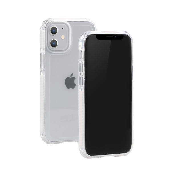 SoSkild iPhone 12 mini Defend 2.0 Heavy Impact Case Transparent