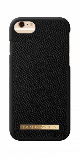 iDeal of Sweden iPhone 8 / 7 / 6S / 6 Fashion Case Saffiano Black