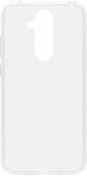 Nokia 8.1 Clear Case Backcover Transparent