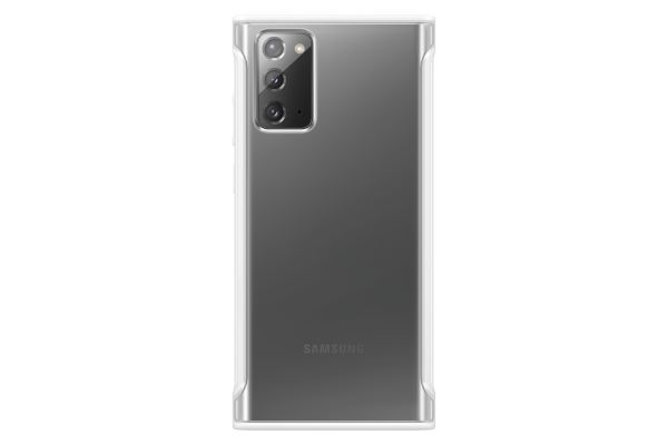 Samsung Galaxy Note20 Clear Protective Cover Wit