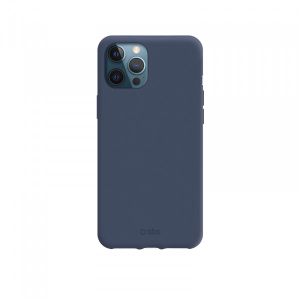 SBS iPhone 12 / 12 Pro Vanity Stars Case Midnight Blue