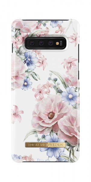 iDeal of Sweden Samsung Galaxy S10+ Fashion Back Case Floral Romance