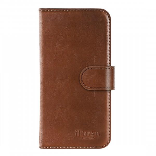 iDeal of Sweden iPhone 11 Magnet Wallet+ Case Brown