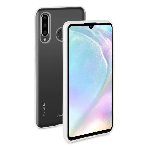 BeHello Huawei P30 Lite New Edition ThinGel Case Transparent