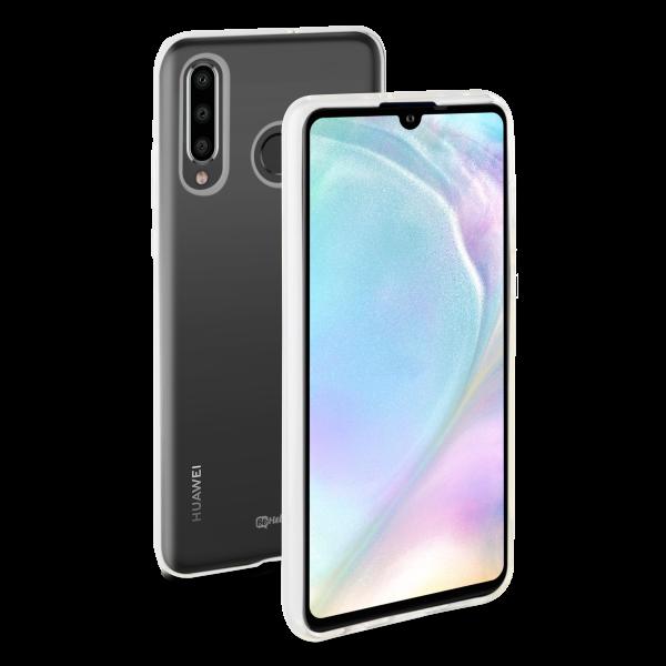 BeHello Huawei P30 Lite New Edition ThinGel Case Transparent