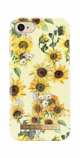 iDeal of Sweden iPhone 8 / 7 / 6S / 6 Fashion Back Case Sunflower Lemonade