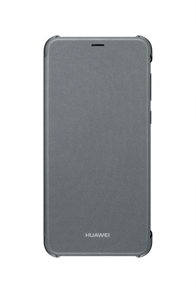 Huawei P smart Flip Cover Book Case Black