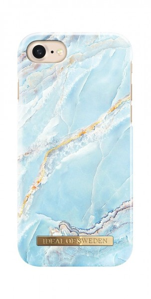 iDeal of Sweden iPhone 8/7/6/6s Fashion Back Case Island Paradise Marble