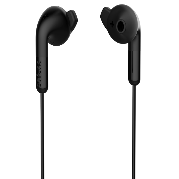 DeFunc In-Ear Basic Hybrid Headphone Black