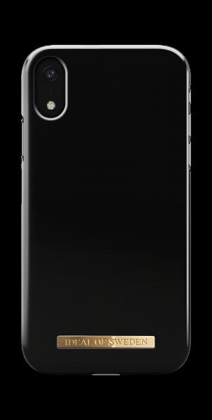iDeal of Sweden iPhone Xr Fashion Back Case Matte Black