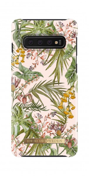 iDeal of Sweden Samsung Galaxy S10 Fashion Back Case Pastel Savanna