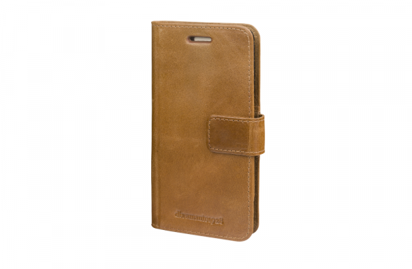 Dbramante1928 Folio Case Copenhagen Tan voor iPhone Xs Max