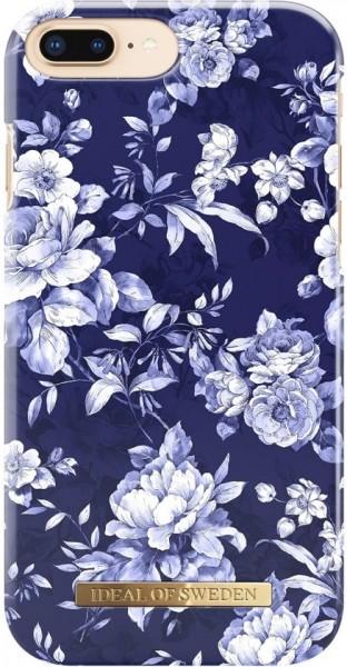 iDeal of Sweden iPhone 8 Plus / 7 Plus / 6S Plus / 6 Plus Fashion Back Case Sailor Blue Bloom