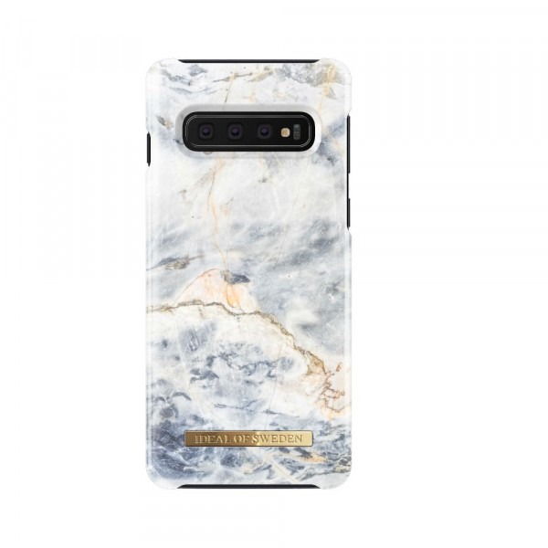 iDeal of Sweden Samsung Galaxy S10+ Fashion Back Case Ocean Marble