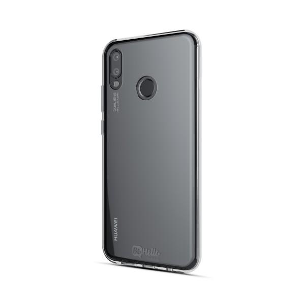 BeHello Huawei P20 Lite Gel Siliconen Hoesje Transparant
