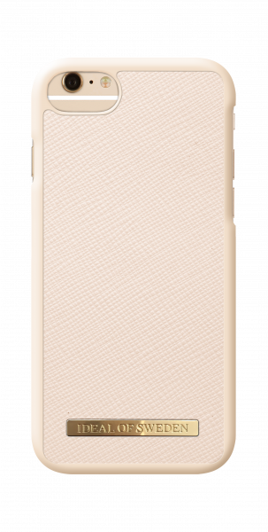 iDeal of Sweden iPhone 8 / 7 / 6S / 6 Fashion Case Saffiano Beige