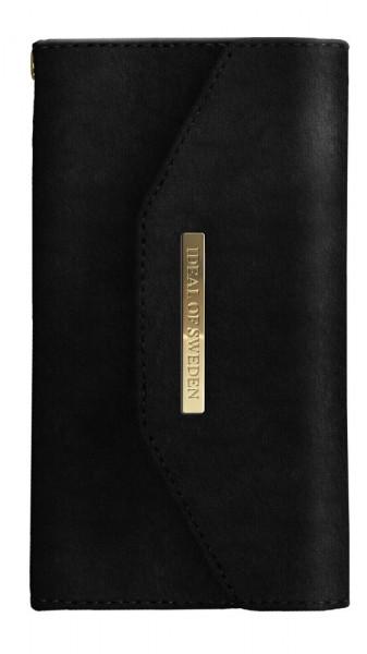 iDeal of Sweden Samsung Galaxy S10e Mayfair Clutch Velvet Black