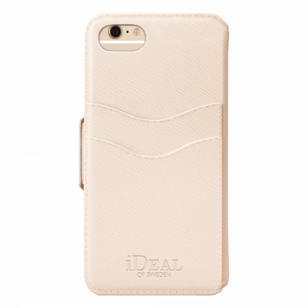 iDeal of Sweden iPhone 8 / 7 / 6S / 6 Fashion Wallet Beige