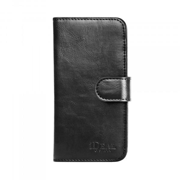 iDeal of Sweden Magnet Wallet+ Case Zwart voor iPhone 8 Plus 7 Plus