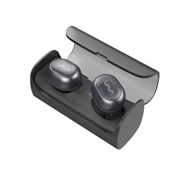VAVA VA-BH002 Oordopjes In-Ear True Wireless Bluetooth Zwart
