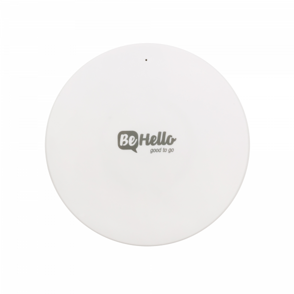 BeHello Wireless Charger 5W White (VM)