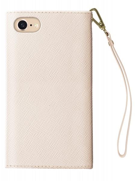 iDeal of Sweden iPhone XS Max Mayfair Clutch Beige