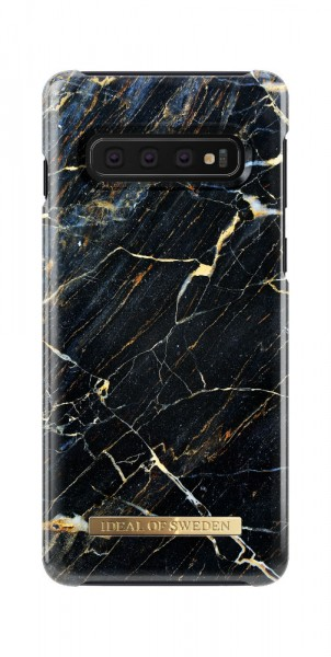 iDeal of Sweden Samsung Galaxy S10 Fashion Back Case Port Laurent Marble