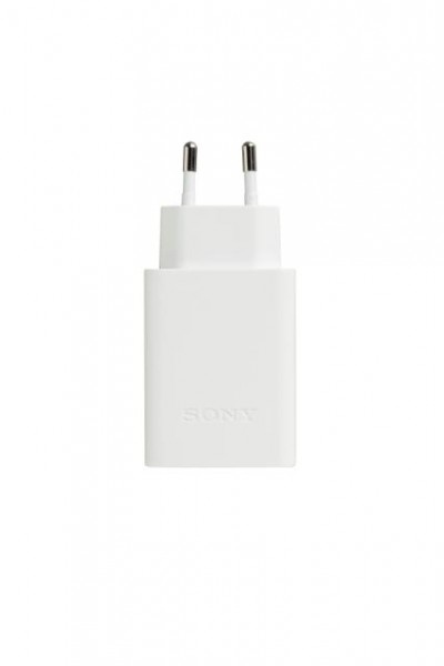 Sony Travel Charger Type C Female + USB-C Cable 3A White