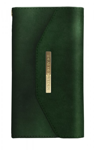 iDeal of Sweden Samsung Galaxy S10 Mayfair Clutch Velvet Green
