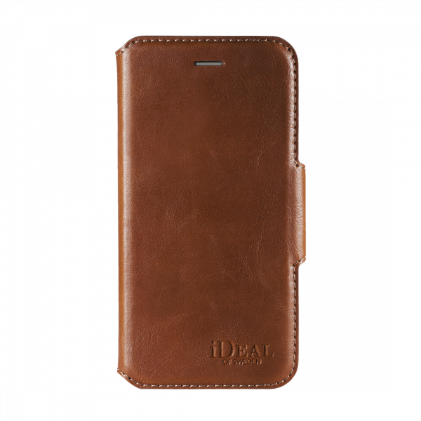 iDeal of Sweden iPhone 8 Plus / 7 Plus London Wallet Case Brown