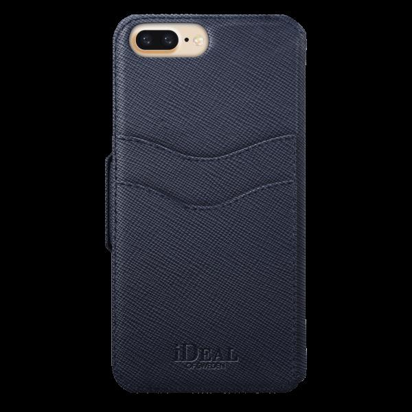 iDeal of Sweden iPhone 8 Plus / 7 Plus / 6S Plus / 6 Plus Fashion Wallet Navy