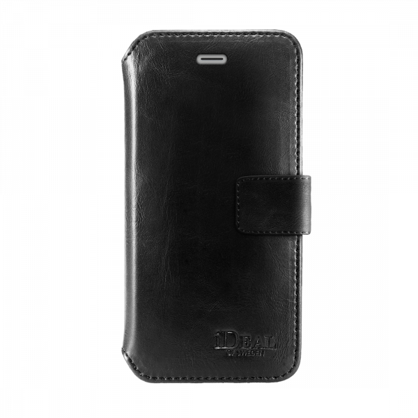 iDeal of Sweden iPhone 8 / 7 / 6S / 6 STHLM Wallet Black
