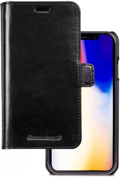 Dbramante1928 iPhone Xr 2-in-1 Wallet Case Lynge Black