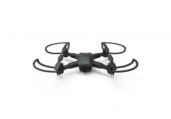 Kaiser Baas Drone Switch 720p Stemactivatie Wi-Fi Opvouwbaar Zwart