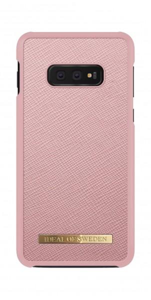 iDeal of Sweden Samsung Galaxy S10e Fashion Case Saffiano Pink