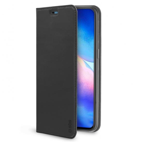 SBS Oppo Find X3 Lite Wallet Lite Case Black